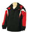 Belwest Jacket Black, White and Red