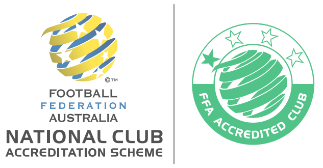 Football Federation of Australia - National Club Accreditation Scheme - Level 1 logo